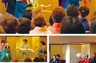 女正月の集い 第20回 女性が演じる一人遣いの人形浄瑠璃『乙女文楽」の華麗な世界