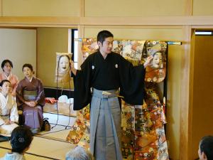 女正月の集い 第16回「能を楽しむ~ 謡・囃子・舞 が融合した日本の伝統楽劇」
