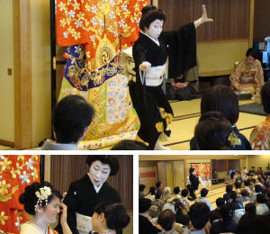 女正月の集い 第18回 歌舞伎から学ぶ伝統の魅力 『名古屋むすめ歌舞伎』による舞踊とトーク