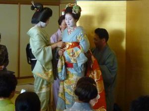 女正月の集い 舞妓さん芸妓さんが伝える奥深い日本文化の世界